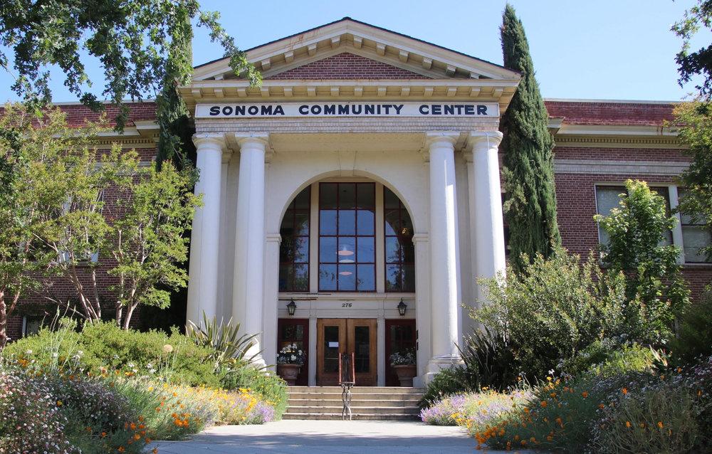 Sonoma Communmity Center.jpg