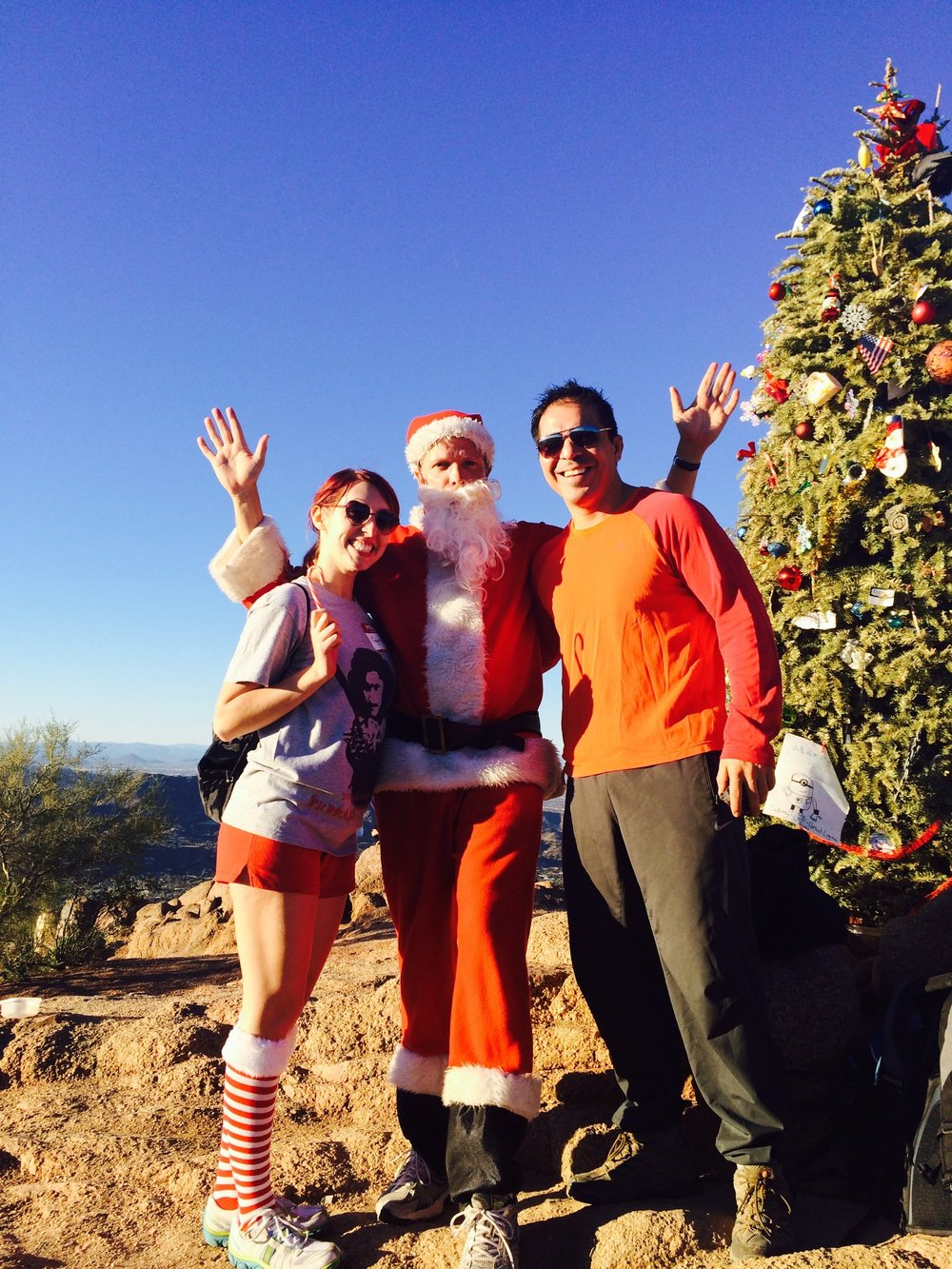 Christmas on Camelback