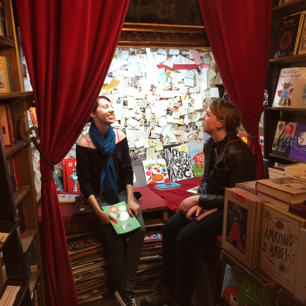 Exploring Shakespeare & Co.