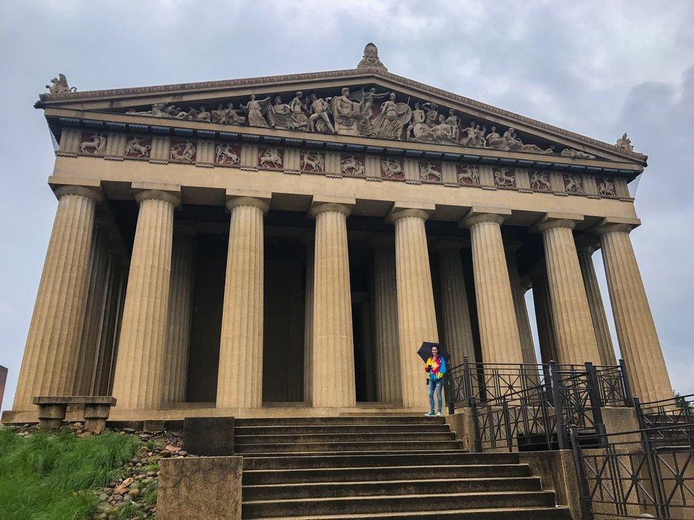 The Parthenon Replica