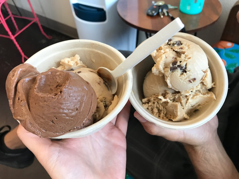 Vegan Ice Cream at Sweet Ritual