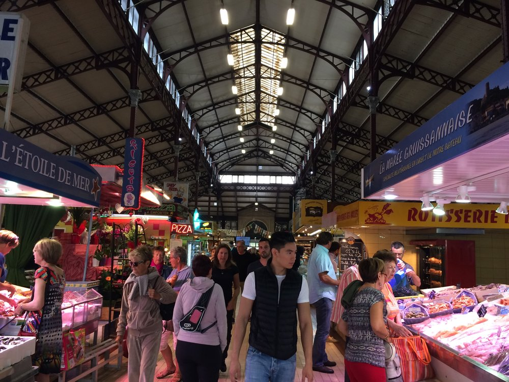 Les Halles de Narbonne is a culinary adventure!