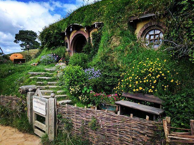 #signoredeglianelli #lordoftherings #hobbit #Hobbiton