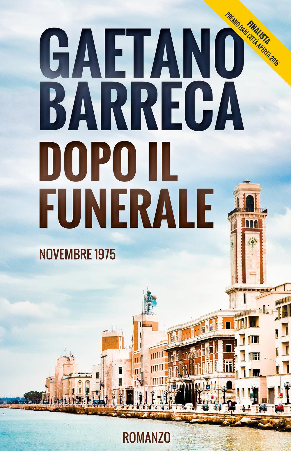 Gaetano Barreca - Dopo il Funerale - Cover Kindle.jpg