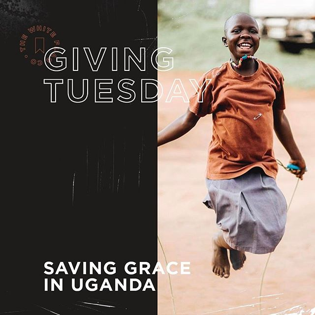 We recently found and connected with an incredible non-profit organization that Helps Ugandans and American volunteers, work as a team to rescue orphan children out of street life and provide them with a home, shelter, education, medical care, advocacy, and God's healing love. Support this awesome organization! Link in the bio! #givingtuesday #uganda #savinggraceinuganda #thewhiteflagco