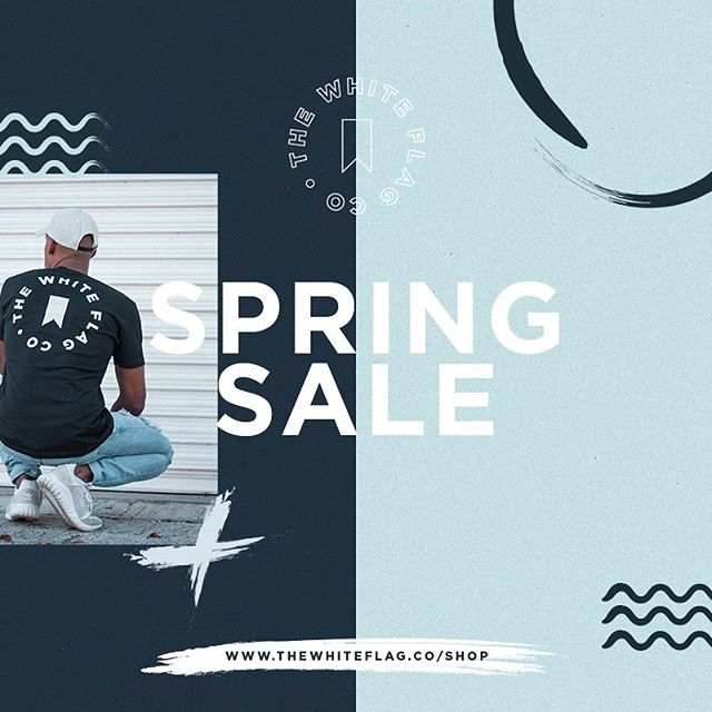 Snag a tee or tank while they're up for sale! We won't reprint any of these items so this your last chance to get WF merch from our first drop! #thewhiteflagco #orlando #orlandostreetwear #igers_orlando