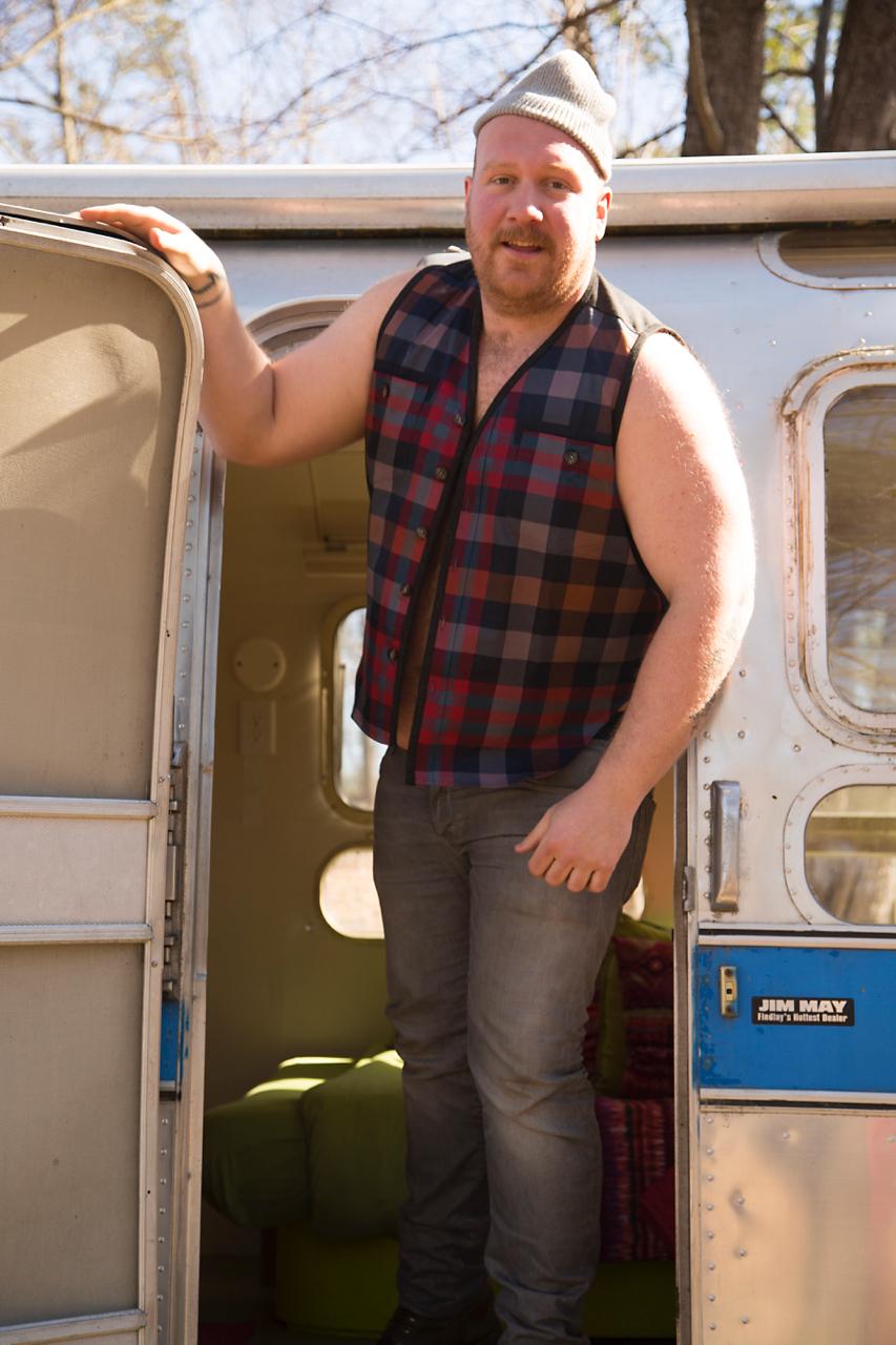 Longest Winter  Riot Bear x  JC#RT    David Tabbert   Shot by  Paul Lowe