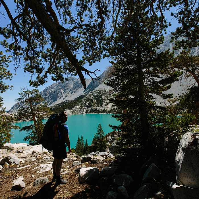 Exploring nature  —Lone Pine
