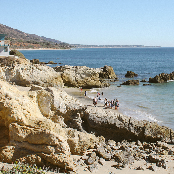 Family trip   — Leo Carrillo
