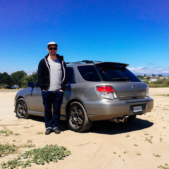 All wheel drive  —Pismo