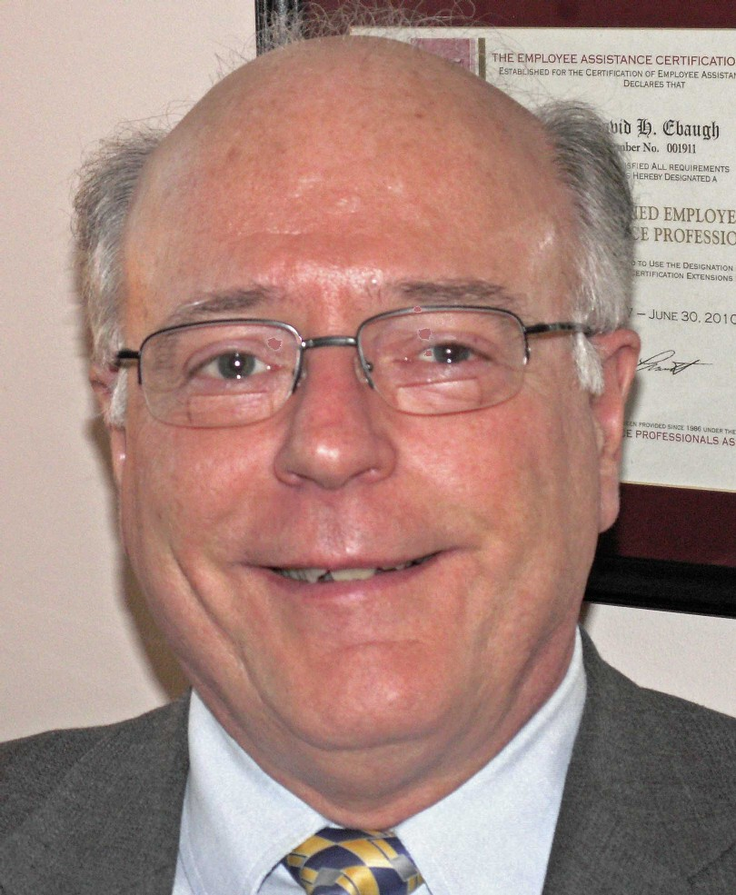David H. Ebaugh, MA, MAS, LCPC, CCDC, CEAP  Owings Mills