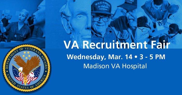 Madison VA Recruitment Fair — West & Dunn, LLC