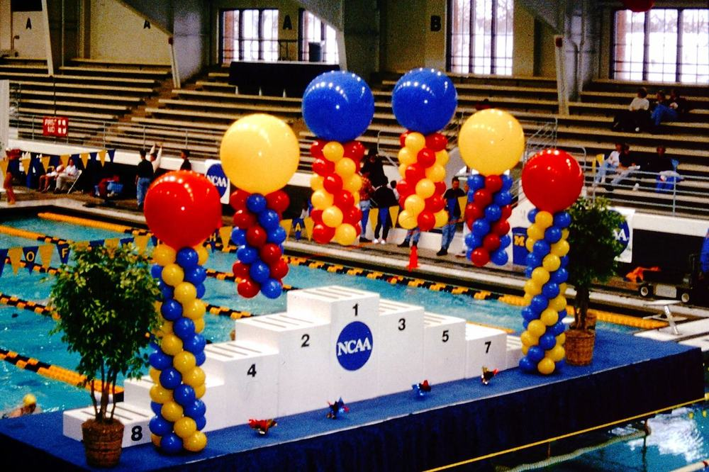 Classic Balloon Decor