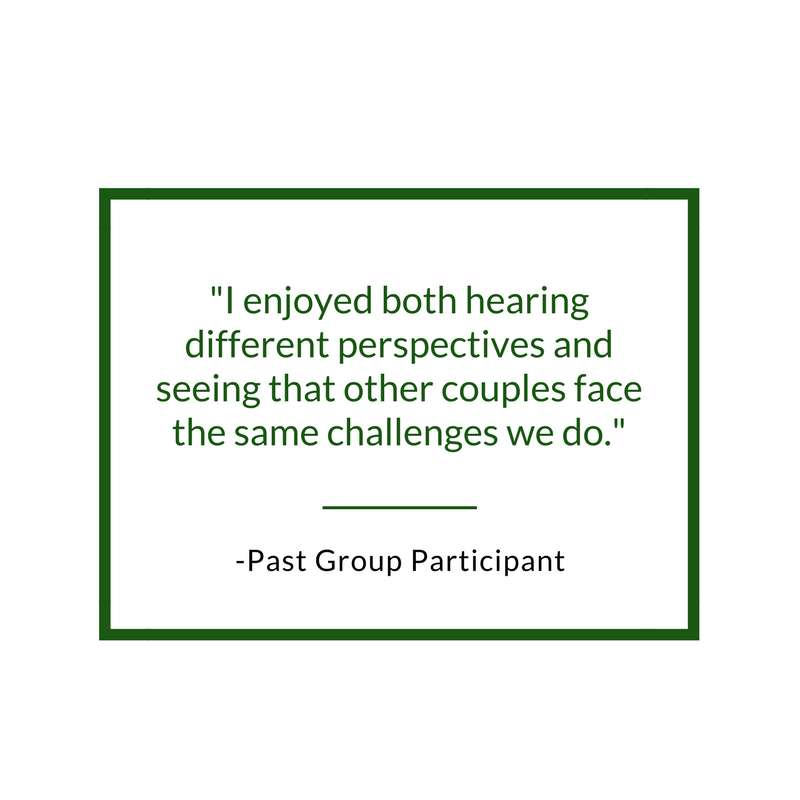 Premarital Small Group Counseling Anita Robertson Lcsw Couples