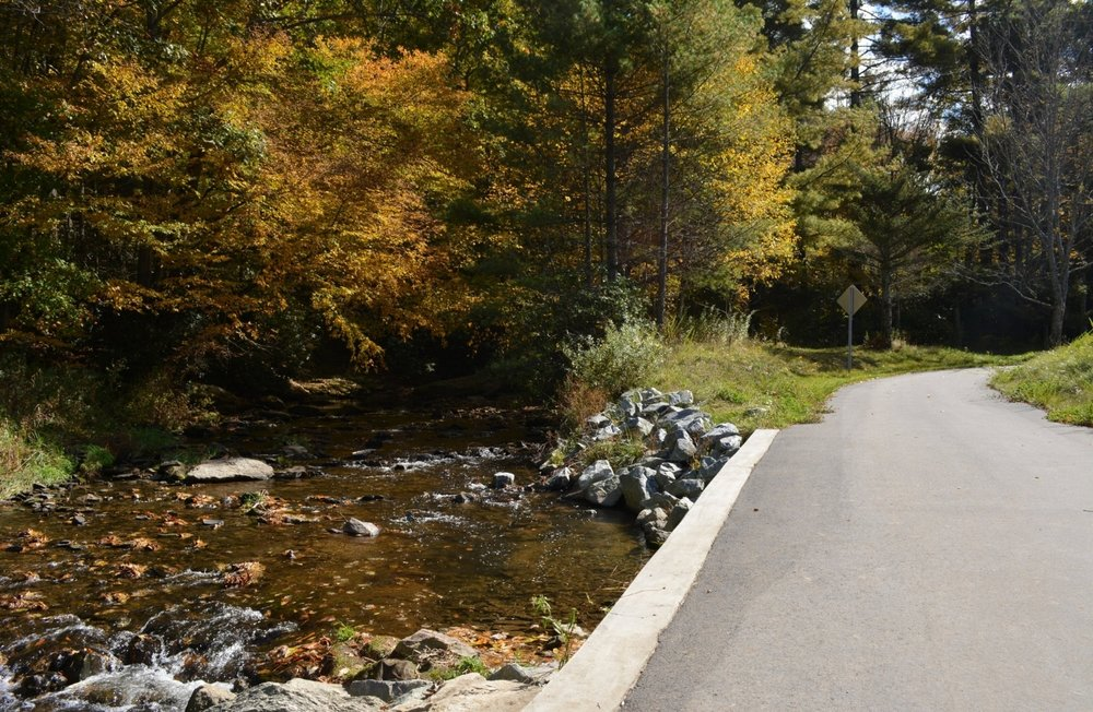Building a greenway from Blowing Rock to Boone