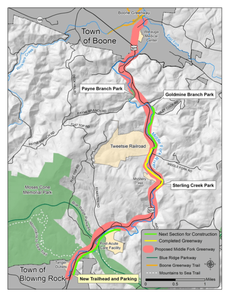 Round Up For The Middle Fork Greenway Hopes to Raise $100,000 for the Project