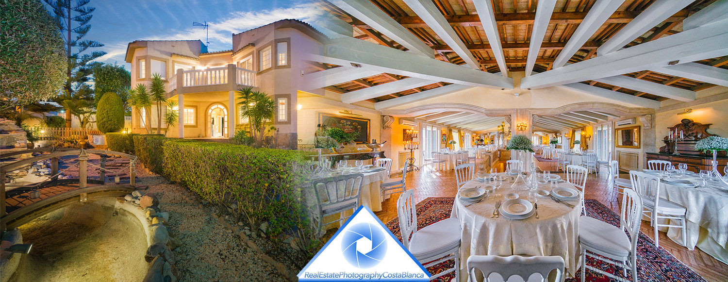 Real Estate Photography in Costa Blanca - Alicante - Spain - We take the right pictures to help the sale of your house