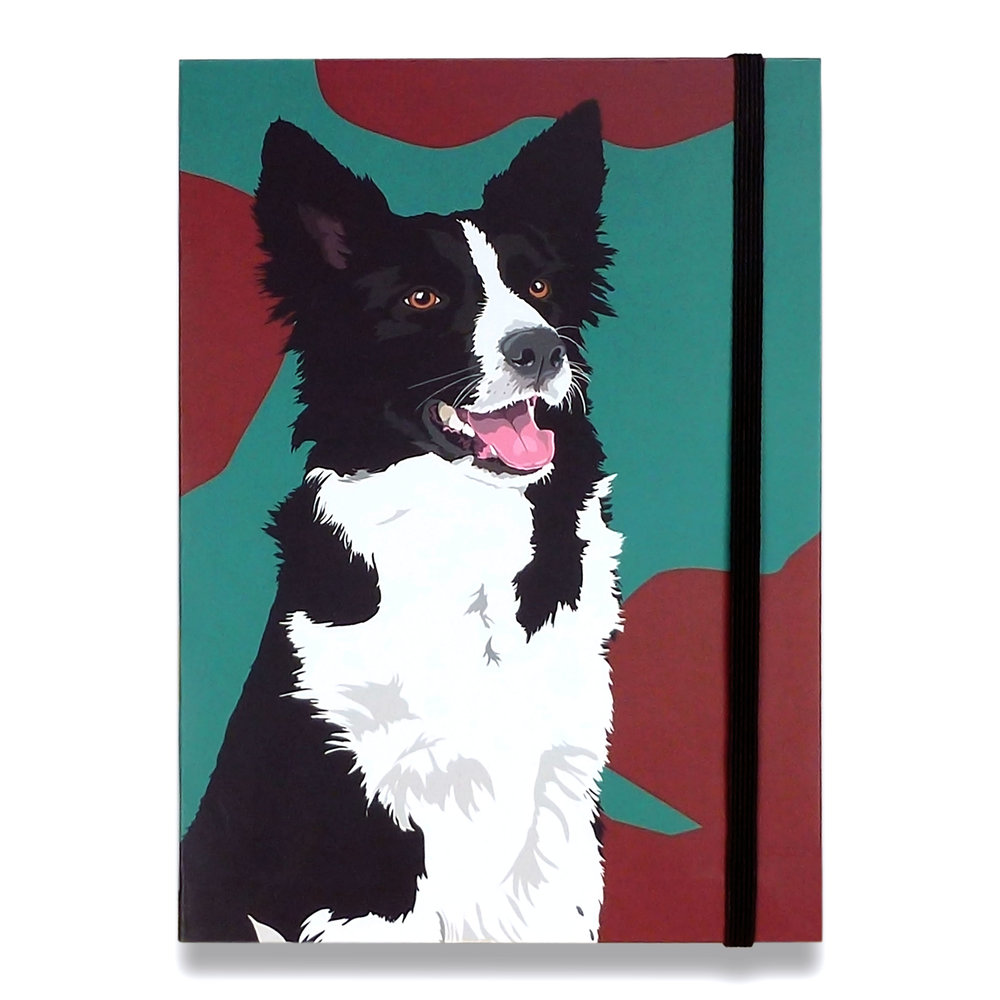 Border Collie Gifts — Two Woofs