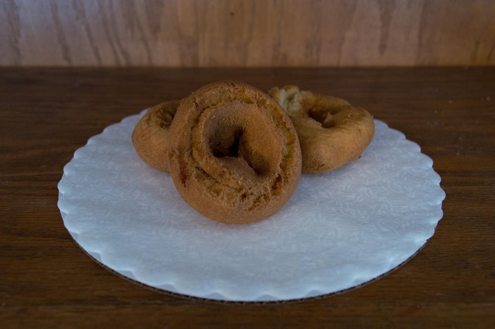 Plain Cake Donut