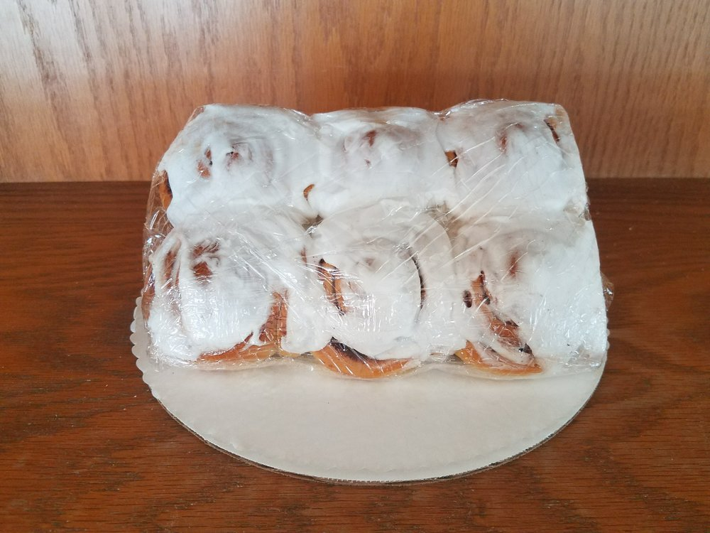 6 - Pack Cinnamon Roll
