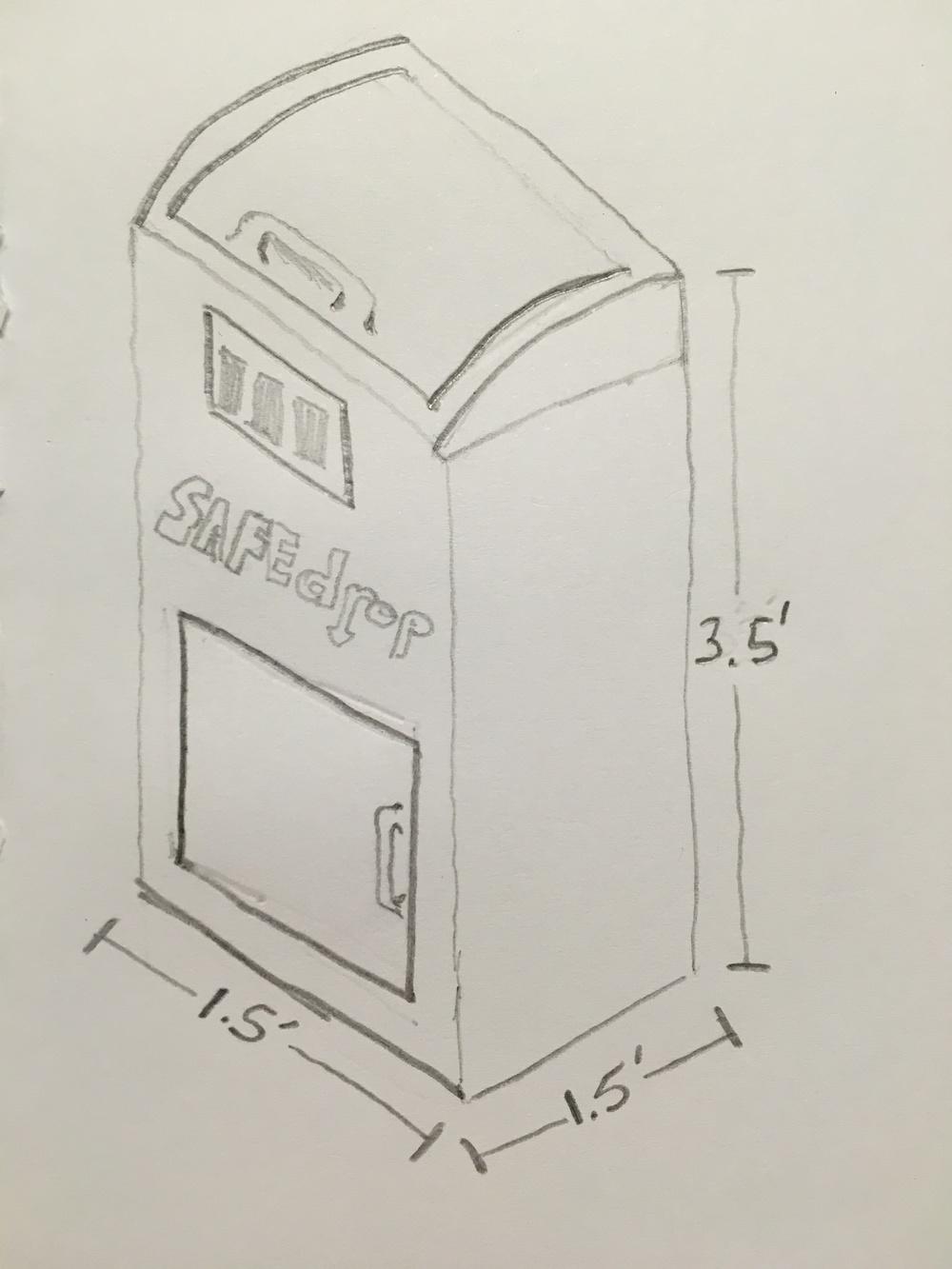 Prototype 2 Sketch