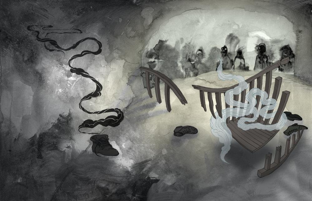 The Burden - By Kerry Shawn Keys