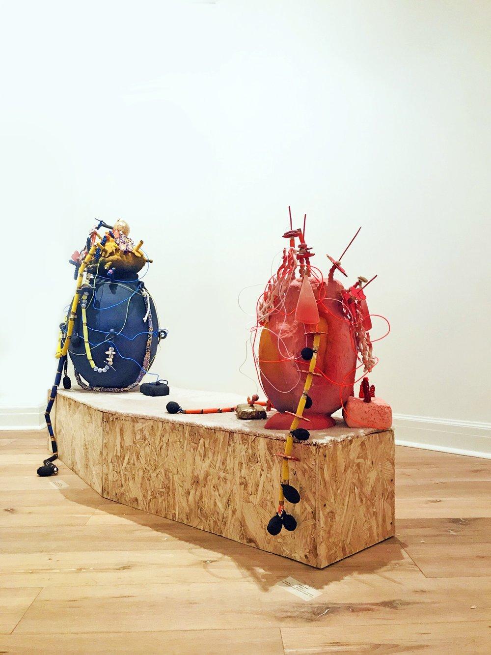 Studio Visit: Victoria Jang - By Marcus Civin