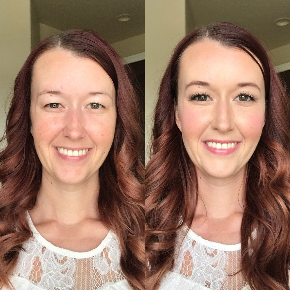 Chelsea Lewis Before and After Maskcara