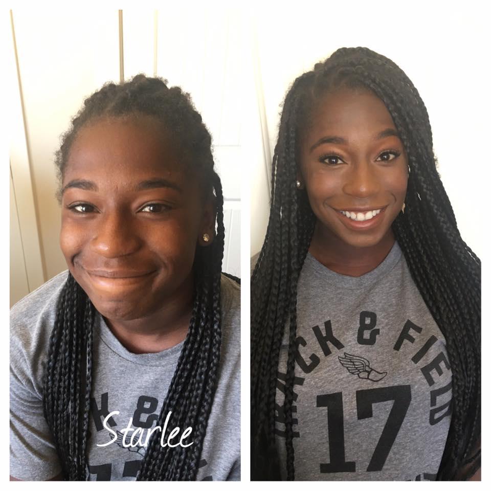 Maskcara Goddess Before and After
