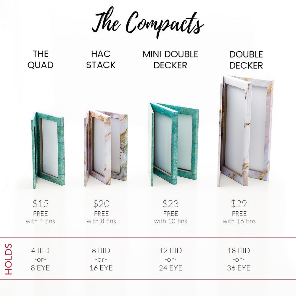 Maskcara Compact Sizes