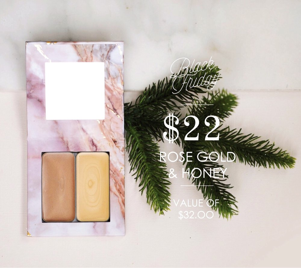 Maskcara Rose Gold and Honey Black Friday Deal