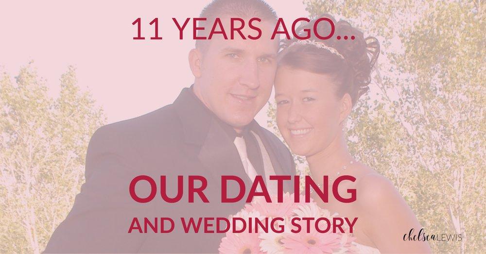 Chelsea Lewis' Wedding Story