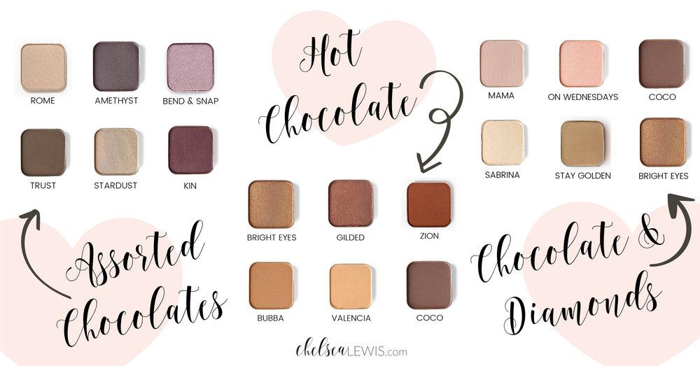 Galentine's Day Chocolate Eyeshadow Combos.jpg