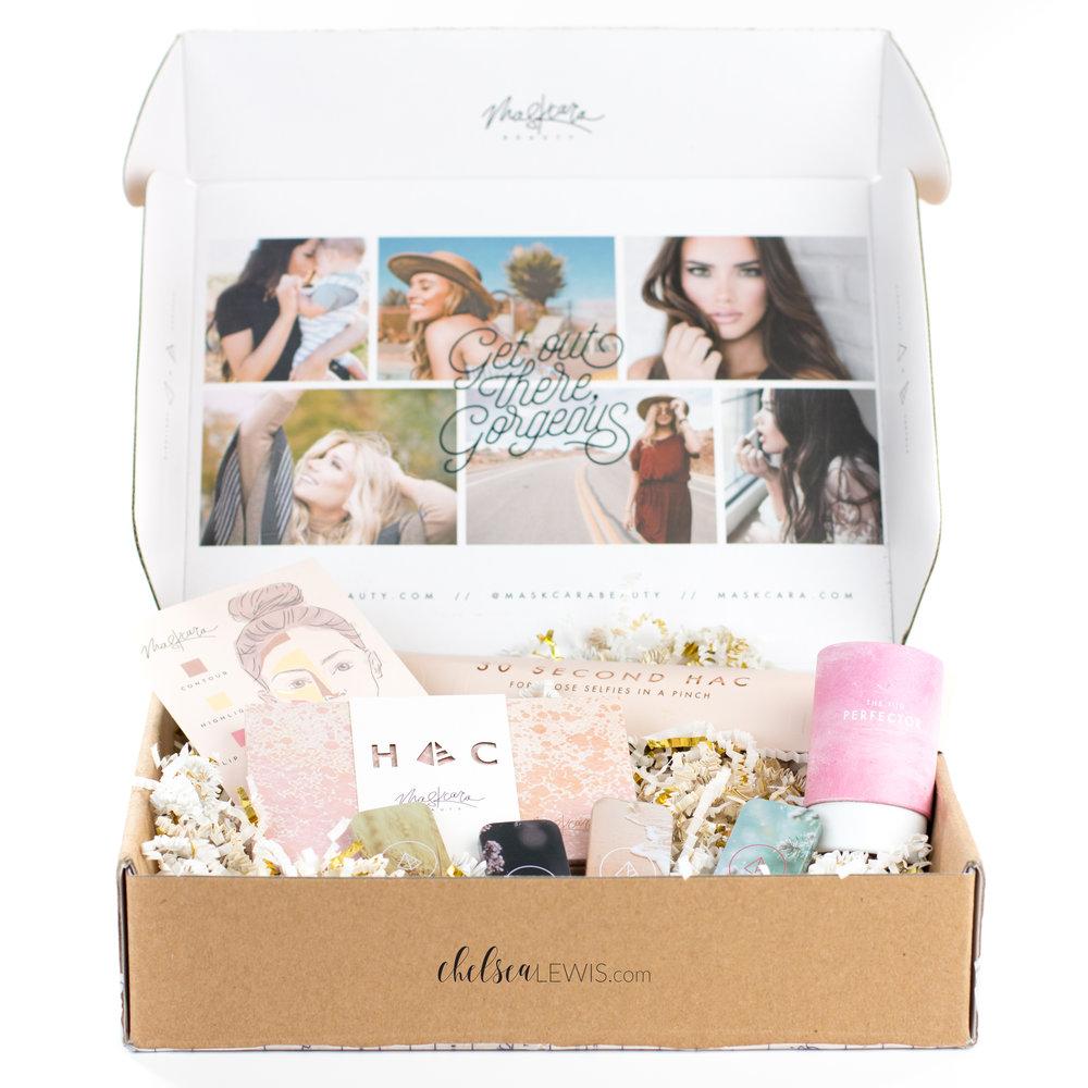 Maskcara Starter Kit Shipping