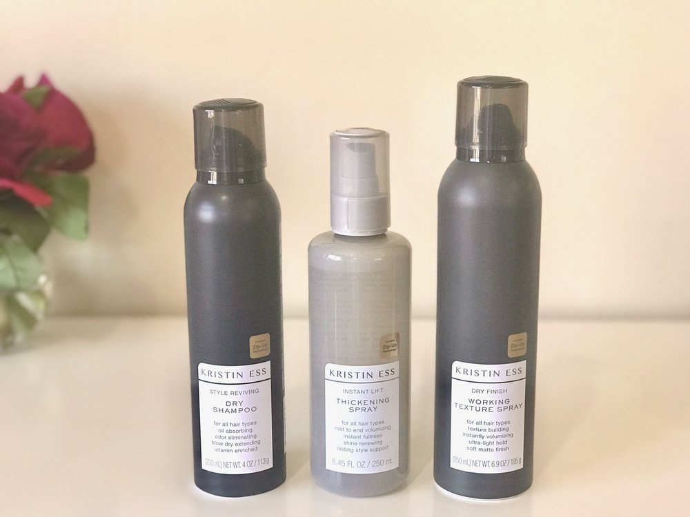 Kristin Ess Hair Products Review