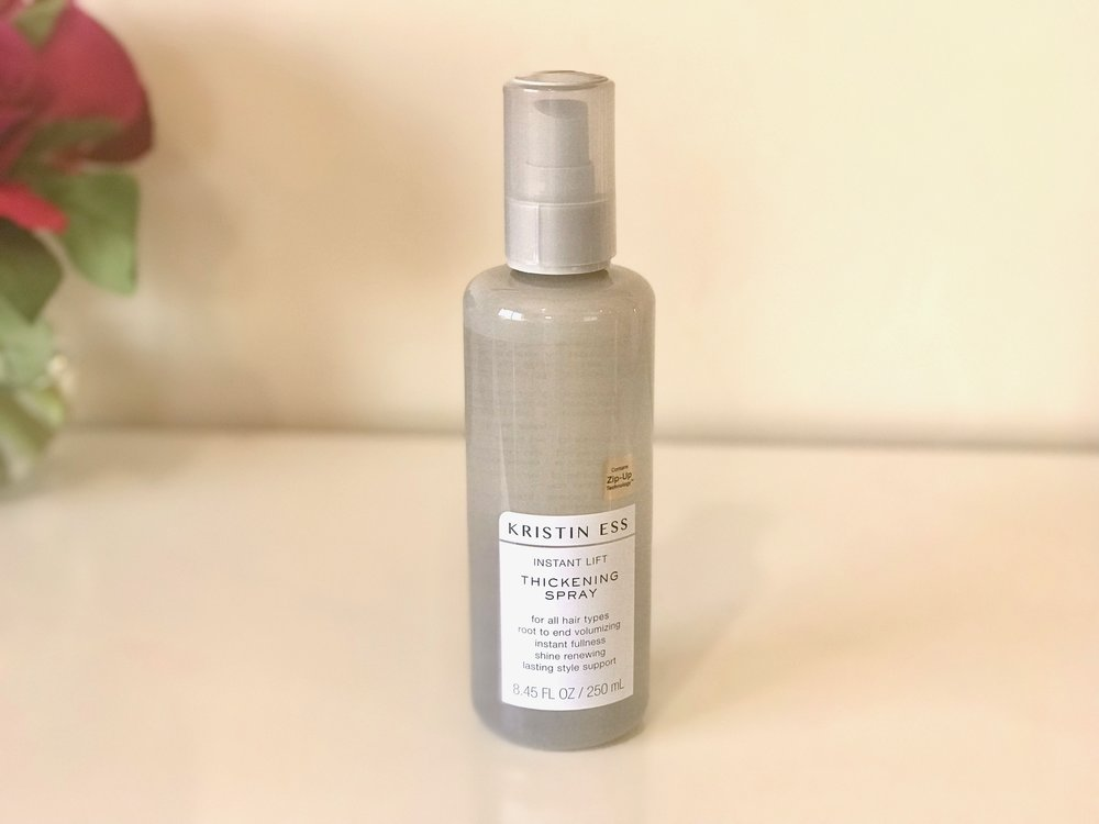 Kristin Ess Thickening Spray Review