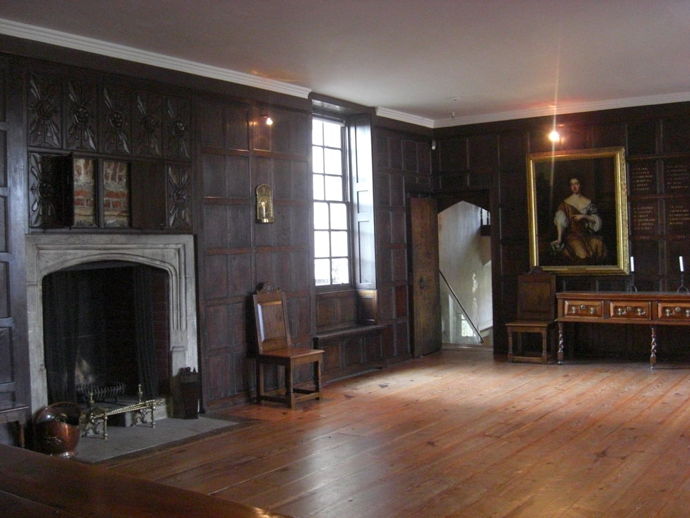 The Great Chamber at Sutton House