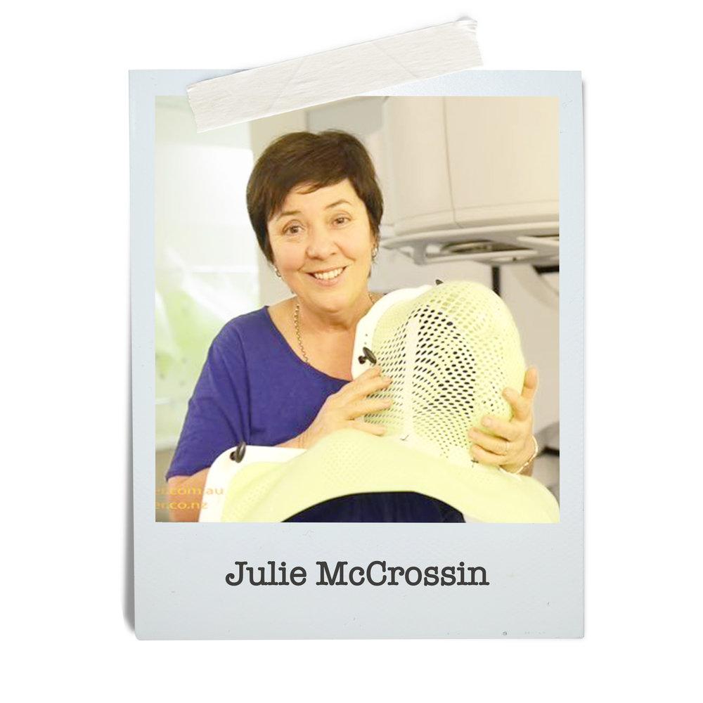Julie McCrossin