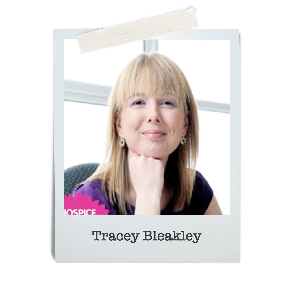 Tracey Bleakley, Hospice UK