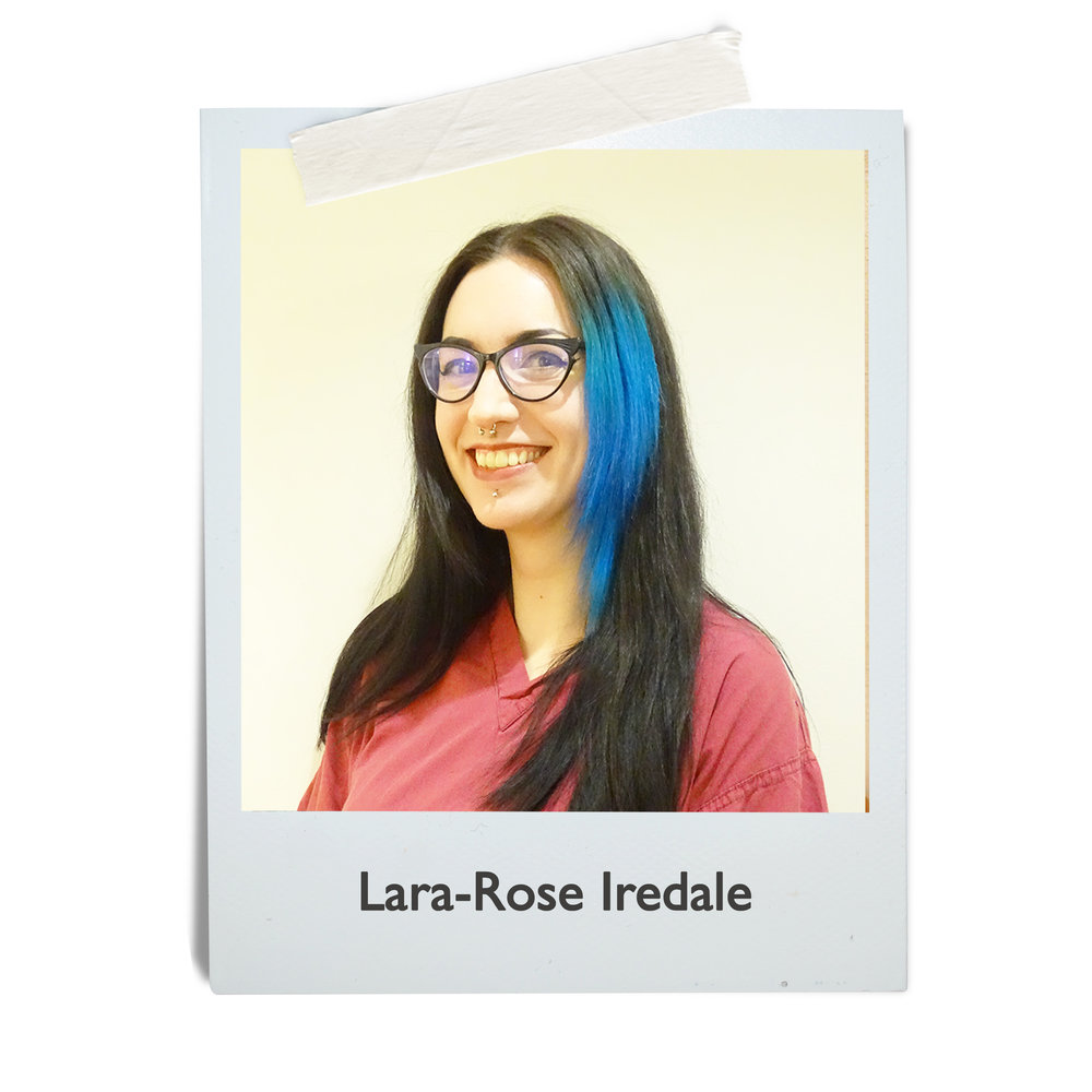 Lara-Rose Iredale