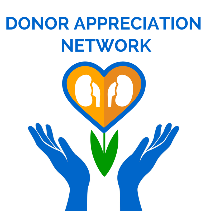 Donor Appreciation Network