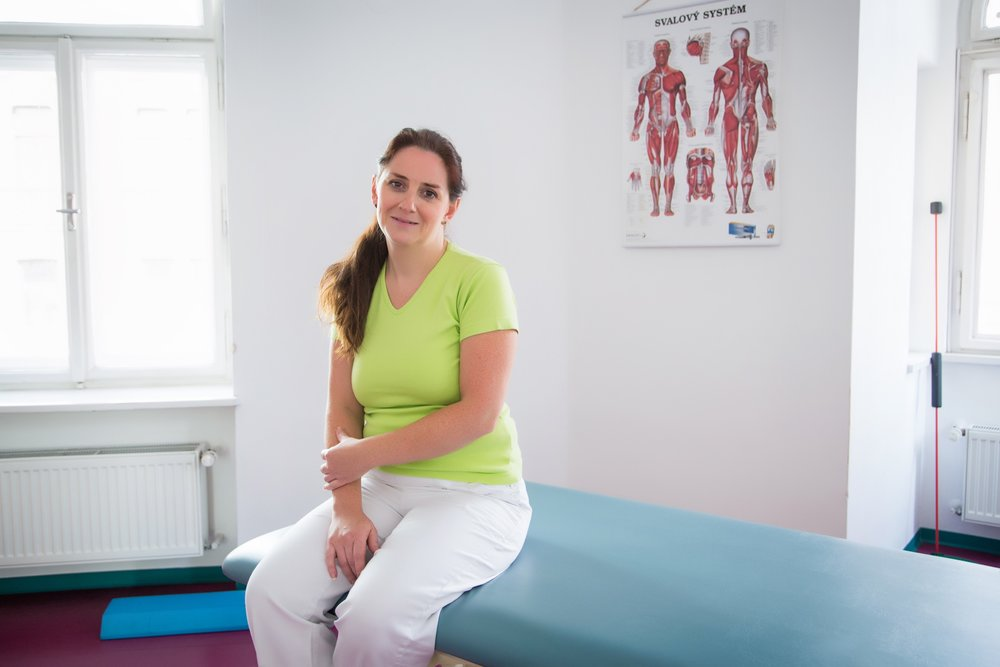 Zuzana Stejskalová, Dis.fyzioterapeut