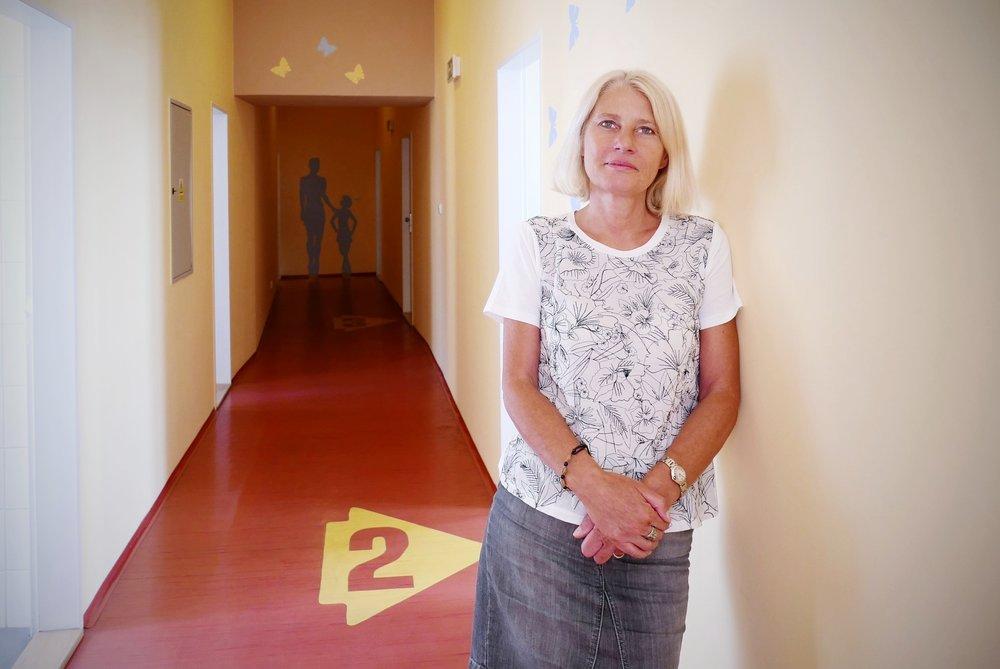 <b>Ing. Jana Zirklová</b><br>ředitelka