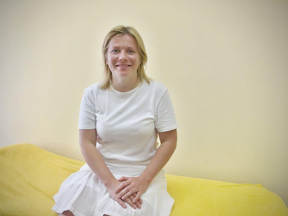 <b>MUDr. Lenka Vitulová</b><br>vedoucí lékař tělovýchovné lékařství