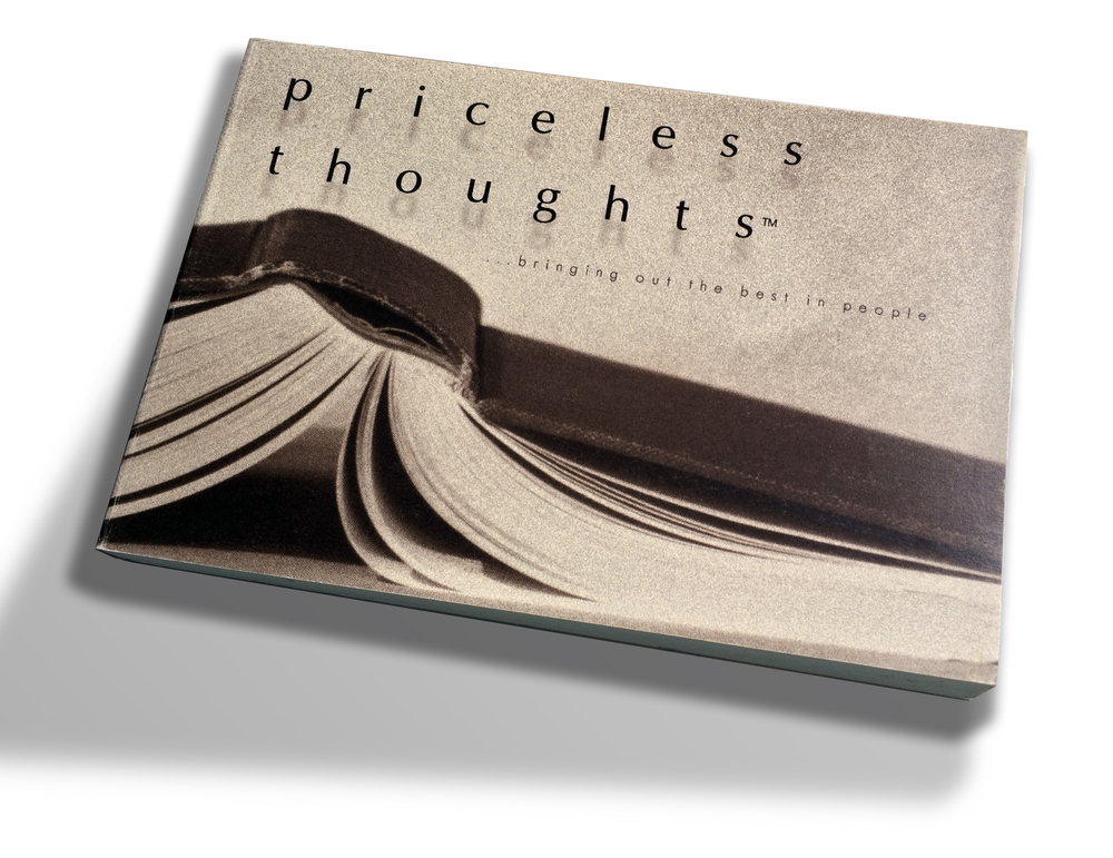 PRICELESS THOUGHTS