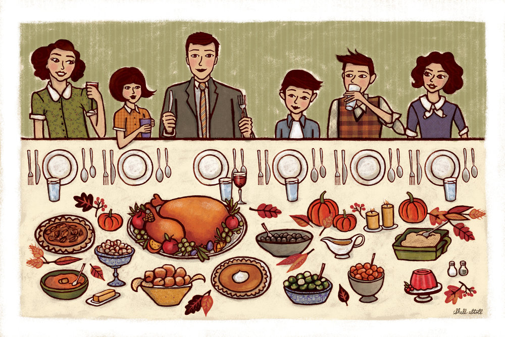 THANKSGIVING NOSTALGIA