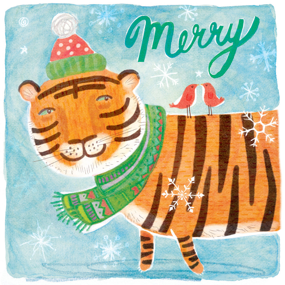 MERRY TIGER