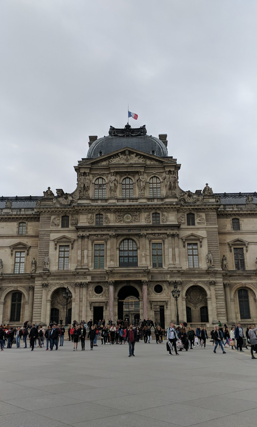 food allergy travel paris