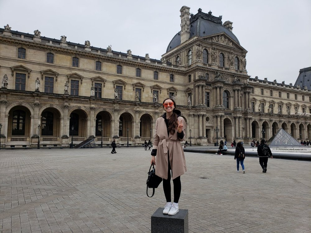 allergic traveler in paris
