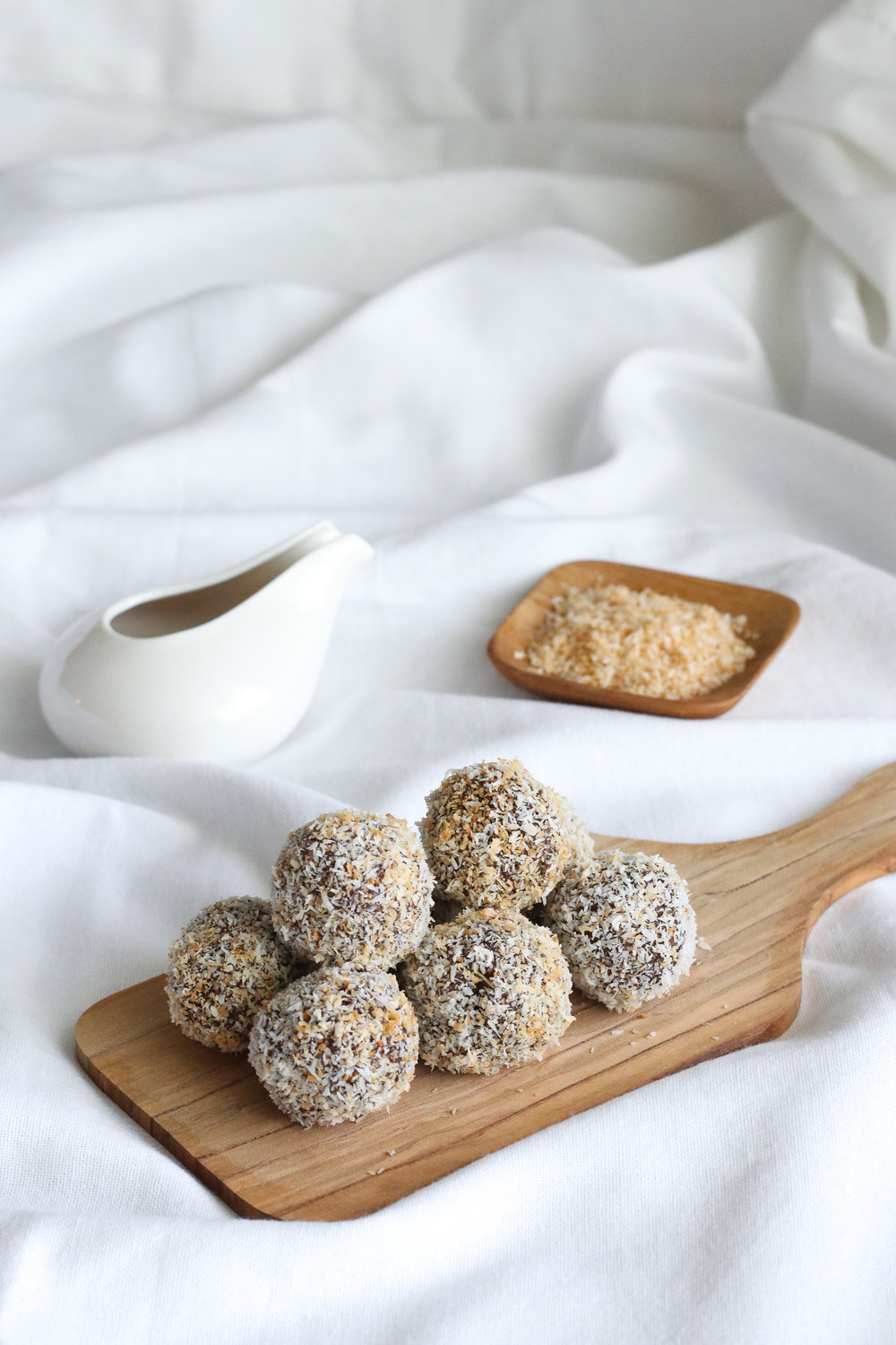 nut free energy ball recipe